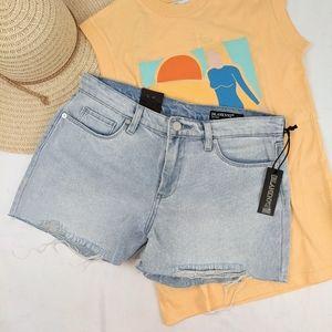 NEW BlankNYC Essex Classic Cut Off Jean Shorts